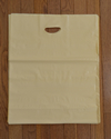 "Die-Cut Bags - Ivory Color - 20"" W x 20"" H + 5"" D"