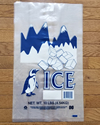 Heavy Ice Bags with Twist Ties - 10 LB Capacity