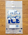 Ice Bags with Twist Ties - 5 LB Capacity